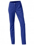 Mandarin Damen Chinohose Hose Chinos Stretch blau Gr. 34, 40 025202