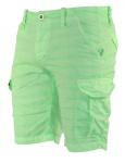 Herren Jeans kurze Hose lange Cargo Shorts Bermuda Caprihose K010