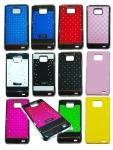 Handyhülle Hülle Handy Mobilgerät Schutzhülle Tasche passend für Galaxy S2