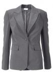 BPC Damen Blazer Jacke Sakko Jackett Anzug grau 914742