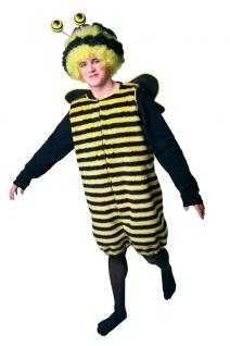Karneval Klamotten Kostüm Bienen-Overall Herr Karneval Junggesellenabschied