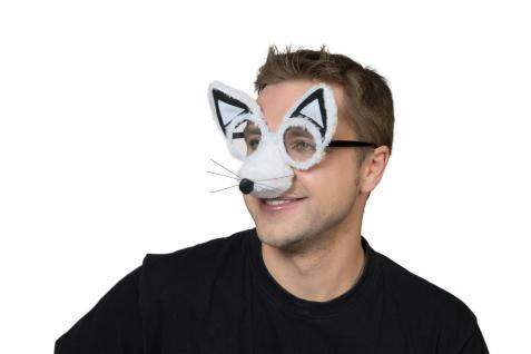Karneval Klamotten Kostüm Brille Katze Zubehör Tier Karneval