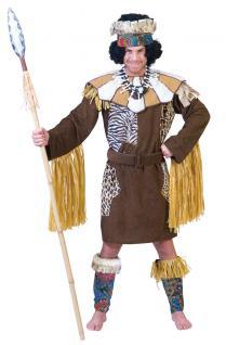 Karneval Klamotten Kostüm Kostüm Afrikaner Zulu Karneval Afrika Herrenkostüm
