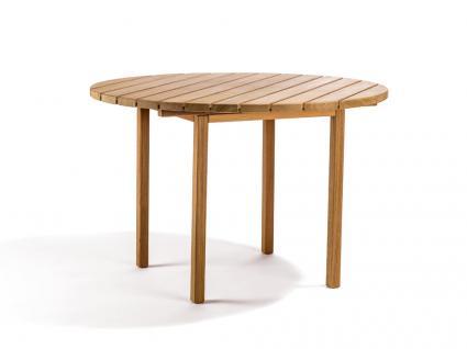 gartentisch rund 110 cm online bestellen bei yatego. Black Bedroom Furniture Sets. Home Design Ideas