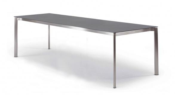 Esstisch Swing mit eingerückter Zarge 260 × 95 cm von Fischer Möbel