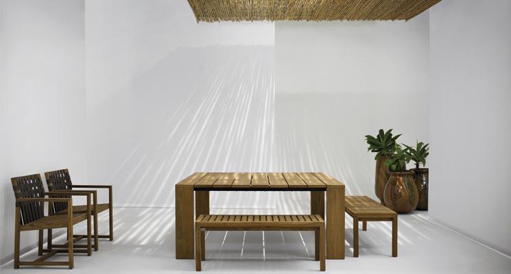 roda pier esstisch 030 aus teakholz - kaufen bei villa schmidt gmbh, Esstisch ideennn