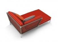 Coro Nest Chaise longue 197 cm dx-sx