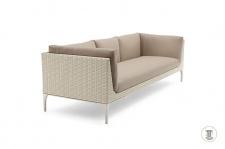 DEDON MU 4-Sitzer Sofa
