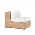 DEDON LOUNGE modulierbares Sofa, Mittelmodul