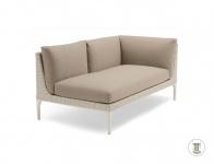 DEDON MU modulierbares Sofa, Modul links