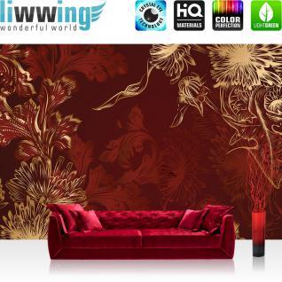 liwwing Vlies Fototapete 416x254cm PREMIUM PLUS Wand Foto Tapete Wand Bild Vliestapete - Disney Tapete Winnie Puuh Winnie Pooh Tigger Iaah bunt - no. 1560