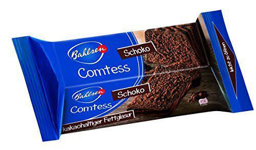 Bahlsen Comtess Schoko Kuchen Menge:350g