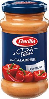 Barilla - i Pesti alla Calabrese Pesto - 190g