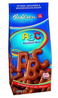 Bahlsen ABC Russisch Brot, 100 g