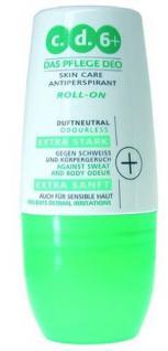 Cd6+ Deodorant Roll-On 60ml