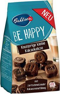 Bahlsen Be Happy Mini-Kekse Kakao
