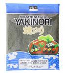 Takaokaya - Sushi Nori Seealgen getrocknet & geröstet - 10 Blatt/25g