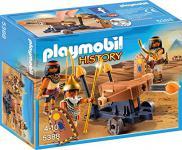 PLAYMOBIL 5388 - Ägypter mit Feuerballiste