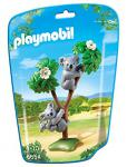 PLAYMOBIL 6654 - 2 Koalas mit Baby