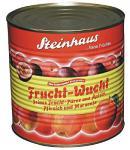 Steinhaus Frucht-Wucht Pfirsich-Maracuja Apfel Püree, 1er Pack (1 x 2650 ml)