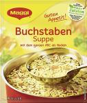 Maggi Guten Appetit Buchstabensuppe, 4er Pack (4 x 1 l)