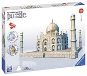 Ravensburger 12564 - Taj Mahal - 3D Puzzle Bauwerke, 216 Teile