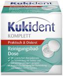Kukident Reinigungsbad-Dose 4er Pack (4 x 1 Stück)