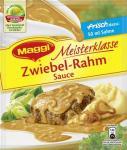 Maggi Meisterklasse Zwiebel-Rahm Sauce für 0, 25l 46g