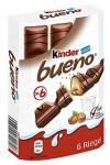 Kinder Bueno 6 Riegel 9er Pack (9 x 129 g Packung)