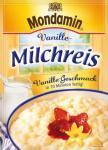 Mondamin Milchreis Vanille für 0, 5l