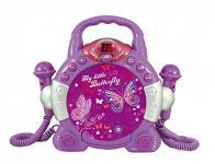 Soundmaster KCD46LI CD-Player lila