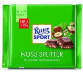 Ritter Sport Nuss-Splitter, 100 g