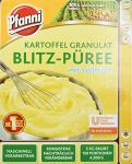 Pfanni Kartoffel Granulat Blitz-Püree mit Vollmilch 5 kg, 1er Pack (1 x 5 kg)