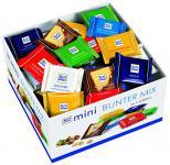 Ritter Sport mini bunter Mix Theken-Display, Minis in 7 Sorten, 1er Pack (1 x 1, 4 kg)