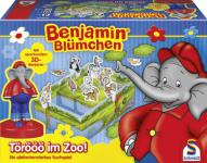 Schmidt Spiele 40514 - Benjamin Blümchen, Törööö im Zoo