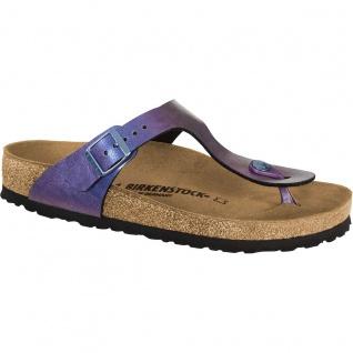 Birkenstock Zehensteg Sandale Gizeh BF graceful gemm violet Gr. 35 - 43 - 1012402