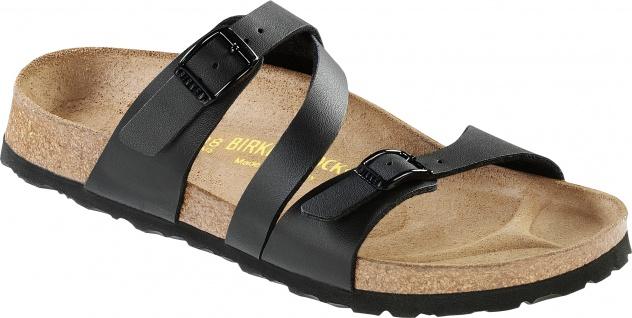 BIRKENSTOCK Salina schwarz 023121 + 023123