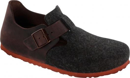 BIRKENSTOCK Shoes Halbschuh London habana 366321