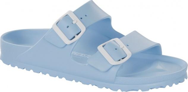 Birkenstock Pantolette Badeschuh Arizonasoft 41 Blau EVA Gr. 36- 41 Arizonasoft 1009222 d7a949