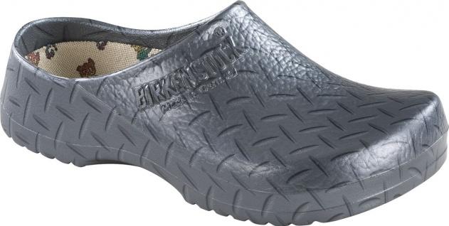 Birkenstock Professional Clog Super Birki steel grey metal Gr. 35 - 48 068691