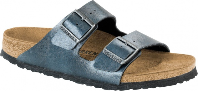 BIRKENSTOCK Pantolette Arizona animal fascination slate Gr. 35-43 1005503
