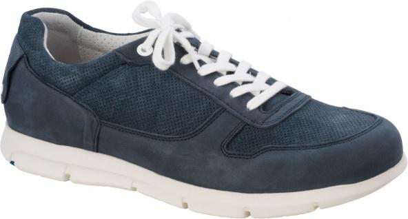 Birkenstock Shoes Cincinnati navy Veloursleder 1004754