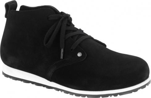 Birkenstock Boots Dundee plus schwarz Velours Gr. 36 - 42 1004859
