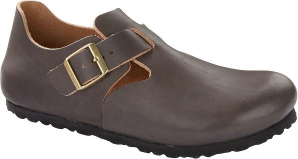 BIRKENSTOCK Shoes Halbschuh London NL graphite 1013291