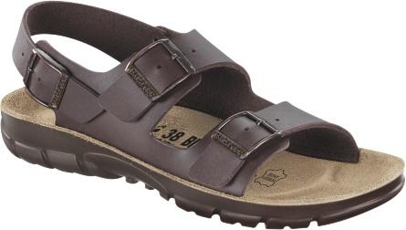Birkenstock Professional Sandale Kano braun Gr. 36 - 46 500801 + 500803