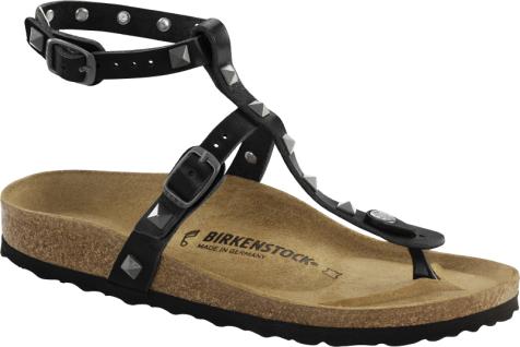 Birkenstock Marillia Zehensteg Sandale black NL 35 - 43 1012084
