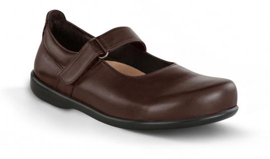 BIRKENSTOCK Shoes Balerina Reutlingen braun Leder Gr. 36 - 42 430281 + 430283