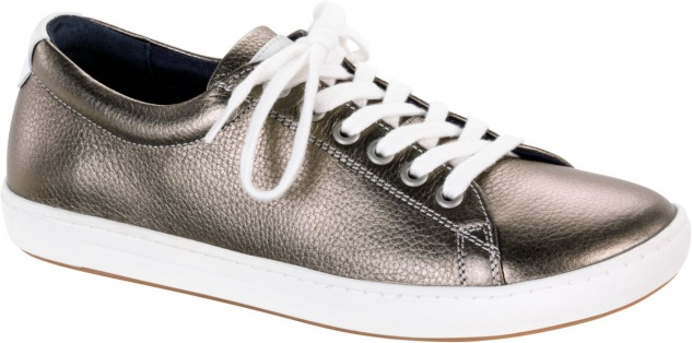 Birkenstock Shoes Arran bronze Naturleder 1007044