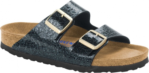 Birkenstock Pantolette Arizona BF SFB myda night Gr. 35 - 43 1006609
