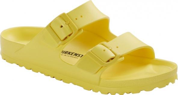 Birkenstock Arizona EVA vibrant yellow 1014611 / 1014498